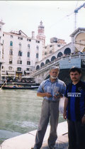Oleg Schigolev (con Misha) - Rialto, Venezia