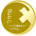 Goldmedaille der  Swiss Bakery Trophy 2008