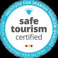 Imagen del Certificado turismo seguro ICTE, Instituto para la calidad turística española.