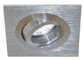 Einbauleuchte TK-Quadra-1 quadratisch für Deckenausschnitt von 71 bis 80mm