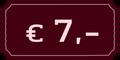 € 6,-