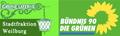 Bündnis90/DieGrünen