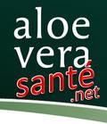 Logo aloe vera santé.net avec LR Health and Beauty Systems L'aloe vera la boisson vitalité!