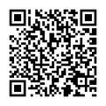 LINE公式ホームページQRコード