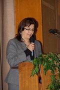 Stefanie Stüber vom NABU Landesverband