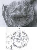Charte-loi de 1194 - Sceau