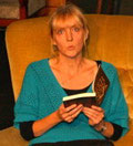 Buchautorin Britta Röder © FRANKFURT MEDIEN.net 2011