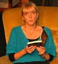 Buchautorin Britta Röder © FFM PHOTO 2011
