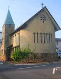 宇部緑橋教会会堂