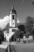 Georgskirche Massenbach, heute