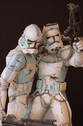 custom star wars _ Clone Trooper Kotobukiya