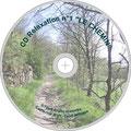 Cliquez pour voir l'étiquette du CD relaxation n°1 Le Chemin