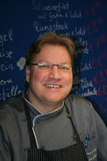 Küchenchef Rainer Grönner