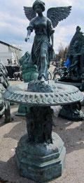 Engelsbrunnen - Yin & Yang Asiatika - Klaus Dellefant - Olching