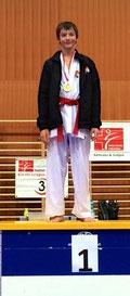Keith Mader, 1. Rang, Kumite U14 +51kg