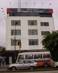 Eine der zahlreichen Ausbildungsstätten in Lima