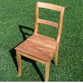 Stuhl aus Kirschbaum