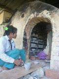 Pottery from Kompong Chhnanng