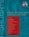 Guia AHA RCP resumen aspectos destacados 2010
