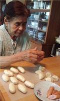 パン作りに挑戦!