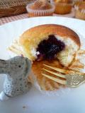ふんわりしっとり米粉チーズカップケーキ