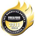 Pelletgrills von Memphis Grills gewinnt den Internationalen Barbecue Award 2011 in Gold im Testvergleich