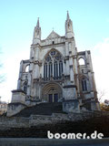 St Pauls Cathedral in Dunedin neuseeland