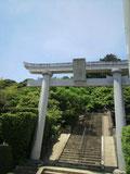 猿田神社鳥居