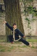 Alain Chauveau à Nantes (1986)