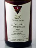 Weingut Ruzika, Traubensaft