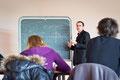 réseau des profs: la possibilité de venir dispenser des cours de qualité dans des salles dédiées dans le cadre de nos stages intensifs