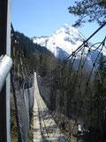 Hängebrücke Schipfental