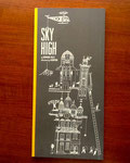 SKY HIGH  by GERMANO ZULLO /illustrated by ALBERTINE