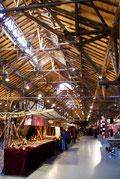 Mittelalter Hallen Markt zu Felbach in der Alten Kelter