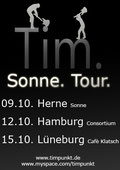 Tim. Sonne. Tour. 2010.
