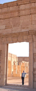 Palmyra/Syrien