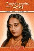"""Buchcover """"Autobiografie eines Yogi"""" - Das Leben des Yogananda"""