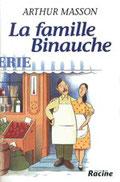 """""""La famille Binauche"""" A.Masson (éd.Racine)"""
