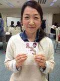 早田悦子さん♪