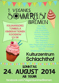 1. Veggie Fest in Bremen