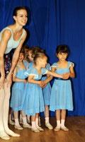 Sally Bennett und die 'Ballettratten'