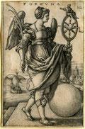 La déesse Fortuna