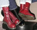 klobige Schuhe*