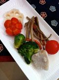 おせち 野菜