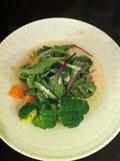 野菜たっぷりレシピ