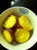 さつまいも レモン レシピ