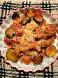 夏野菜 簡単 レシピ ズッキーニ ナス トマト 鶏肉 ぶっかけ ご飯 夏野菜