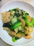 青梗菜 レシピ