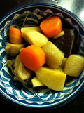 干し椎茸 煮物 レシピ