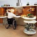 Cuisine adpatée handicap